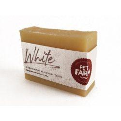 WHITE - 100% természetes szappan