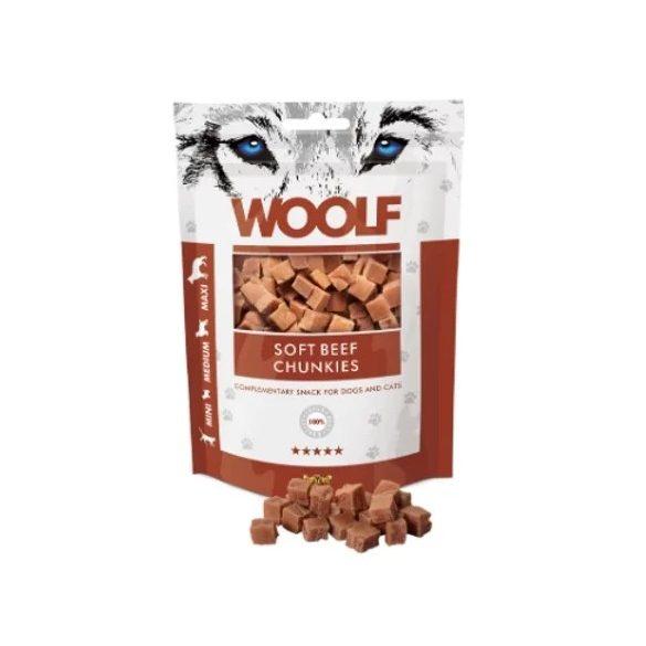 WOOLF Marha chunkies