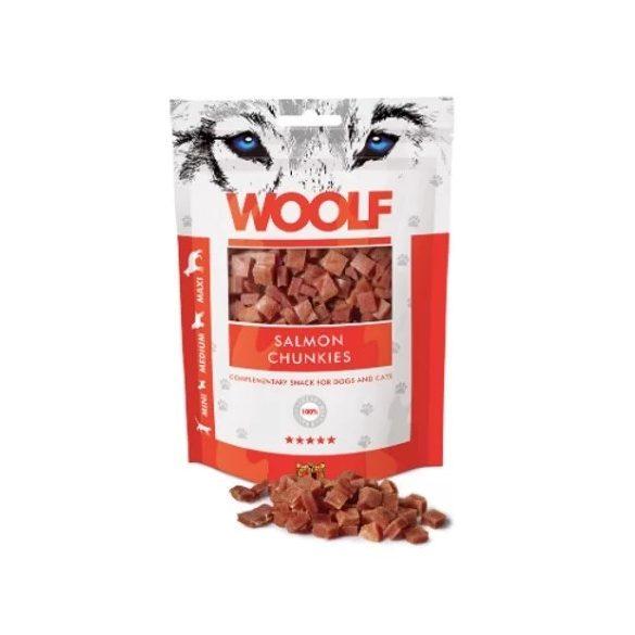 WOOLF Lazac chunkies