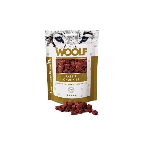WOOLF Nyúl chunkies