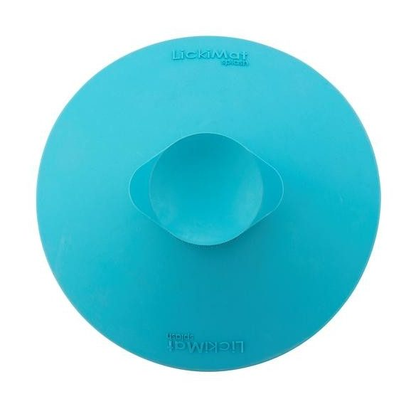 LICKIMAT® SPLASH ™ Blue