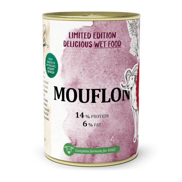 Muflon konzerv