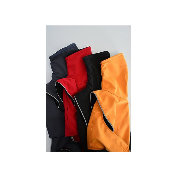 Softshell kabát agaraknak
