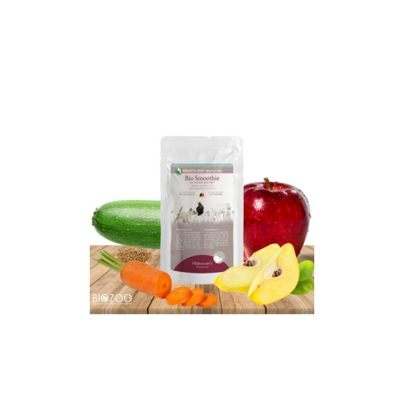 Bio zöldség és gyümölcs turmix kutyáknak és macskáknak 150 g
