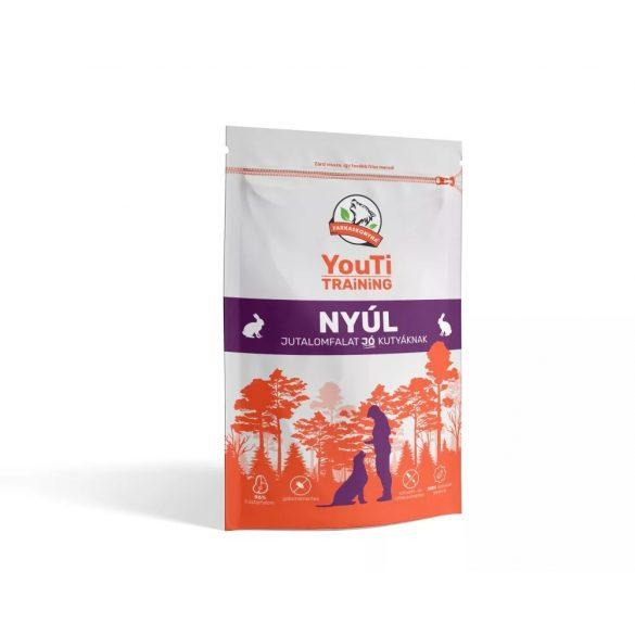 YouTi Training Nyúl jutalomfalat 100g